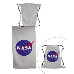 Toalla Mochila NASA