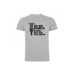Camiseta 3XL Ronco Moto
