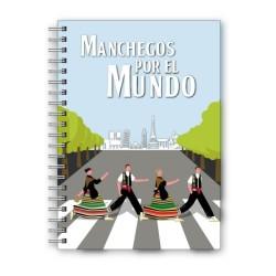 Libreta A5 Manchegos por el...