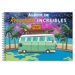Album fotos furgoneta