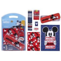 Mickey set papeleria