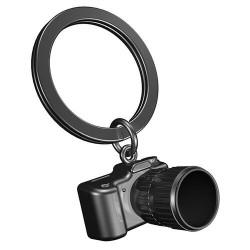 Llavero metal camara reflex
