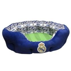 Real Madrid cama mascotas...