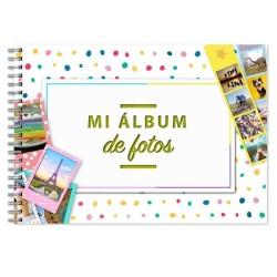 Mi Album fotos puntos