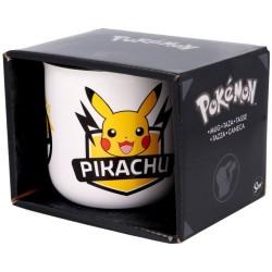 Pokemon Taza Pikachu caja