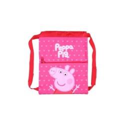 Peppa Pig Saco Mochila...