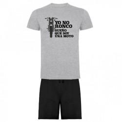 Pijama TL Ronco Moto corto