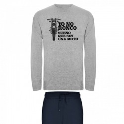 Pijama TL Ronco Moto