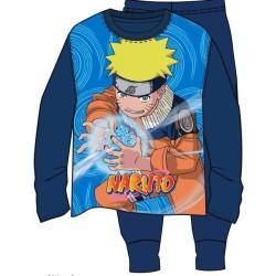 Naruto Pijama largo azul